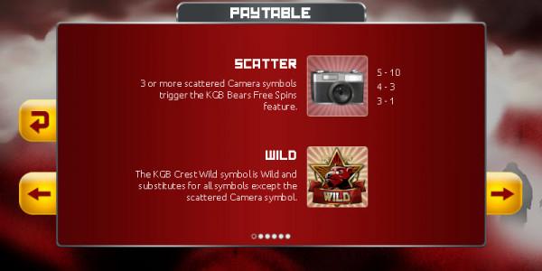 KGB Bears MCPcom pay