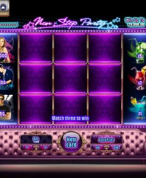 Non-stop party Scratch MCPcom Gamesos3
