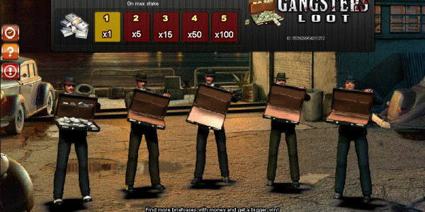 Gangsters' Loot MCPcom Gamesos3