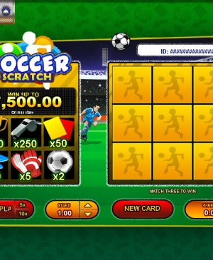 Soccer Scratch MCPcom Gamesos