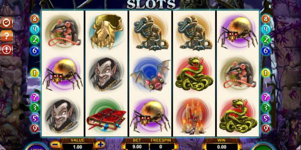 Mystic Slots MCPcom Gamesos