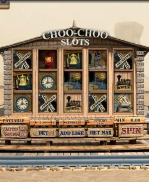 Choo-Choo Slots MCPcom Gamesos