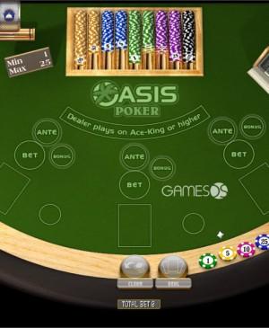 Oasis Poker MCPcom GamesosOasis Poker MCPcom Gamesos