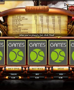Five Aces MCPcom Gamesos