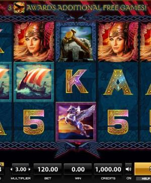 Valkyrie Queen MCPcom High5games
