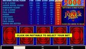 Joker Poker MCPcom Microgaming