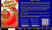 Joker Poker 4 Play Power Poker MCPcom Microgaming