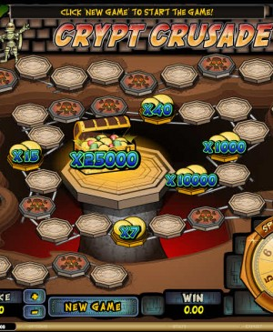 Crypt Crusade MCPcom Microgaming