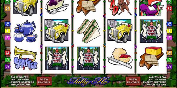 Tally Ho MCPcom Microgaming