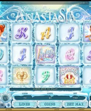 The Lost Princess Anastasia MCPcom Microgaming