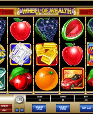 Wheel of Wealth Special Edition MCPcom Microgaming