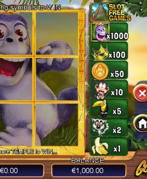 Gorilla Go Wild Scratch MCPcom NextGen2