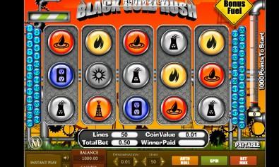 Black Gold Rush MCPcom SkillOnNet