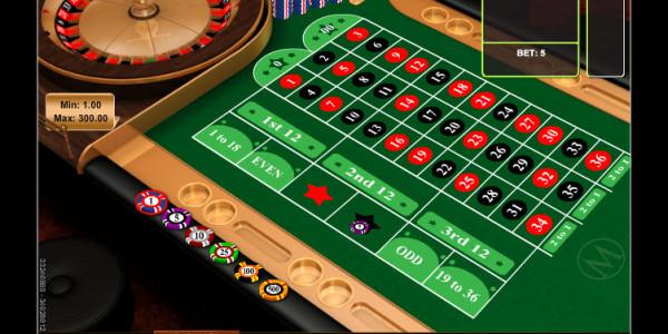 American Roulette Machine MCPcom SkillOnNet2
