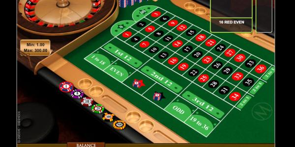 American Roulette Machine MCPcom SkillOnNet3
