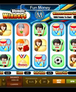 Olympic Winners MCPcom SkillOnNet