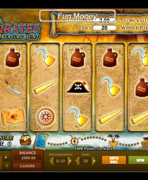 Pirates – Treasure Hunt MCPcom SkillOnNet