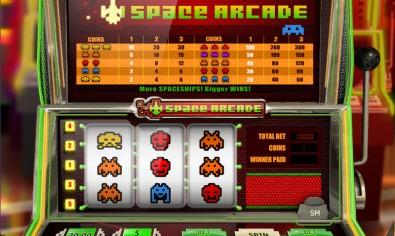 Space Arcade MCPcom SkillOnNet