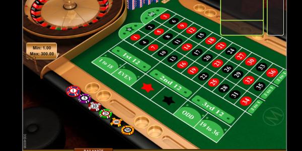 American Roulette Machine MCPcom SkillOnNet