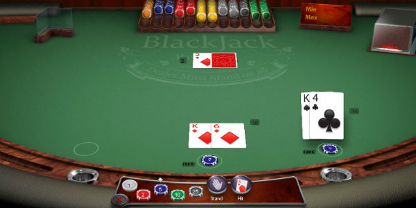 Multihand Blackjack MCPcom SoftSwiss2