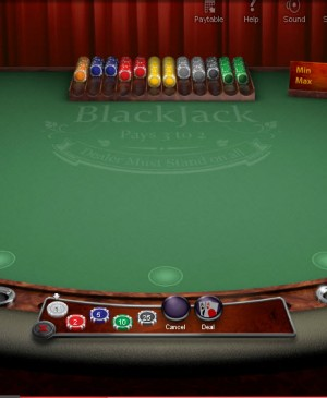 Multihand Blackjack MCPcom SoftSwiss