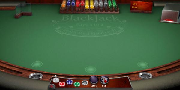 Multihand Blackjack MCPcom SoftSwiss