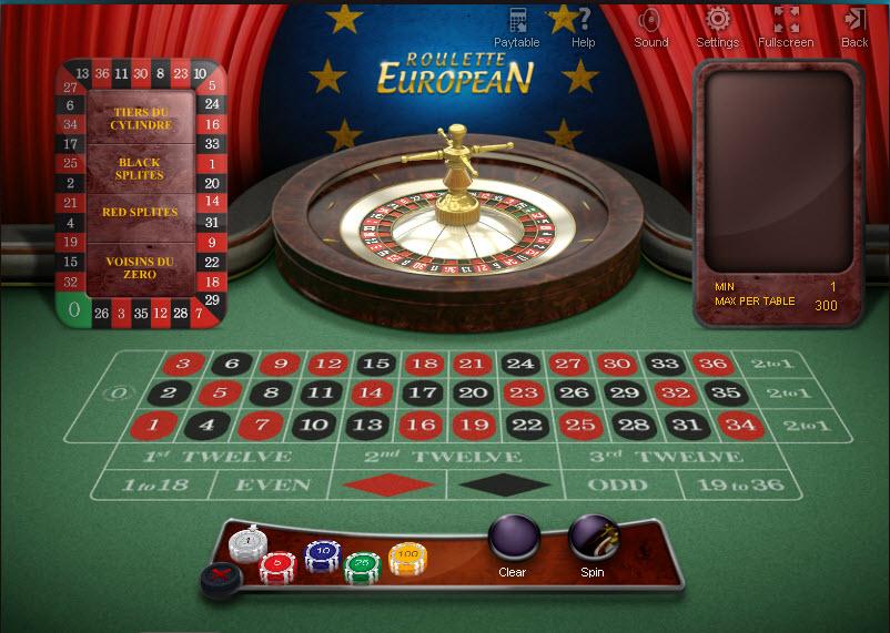 European Roulette MCPcom SoftSwiss