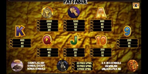 Sahara Gold MCPcom TheArtofGames pay