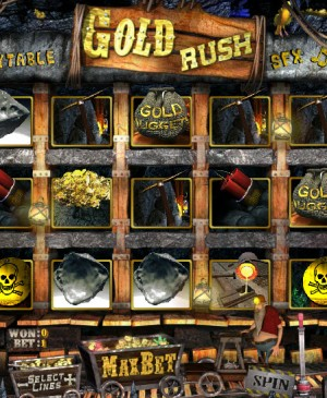 Gold Rush MCPcom TheArtofGames