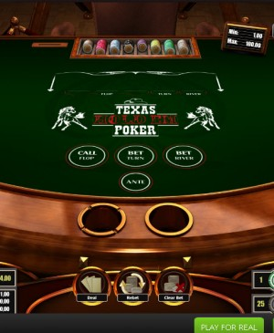 Texas Hold 'em MCPcom TheArtofGames