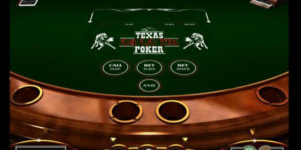 Texas Hold 'em MCPcom TheArtofGames