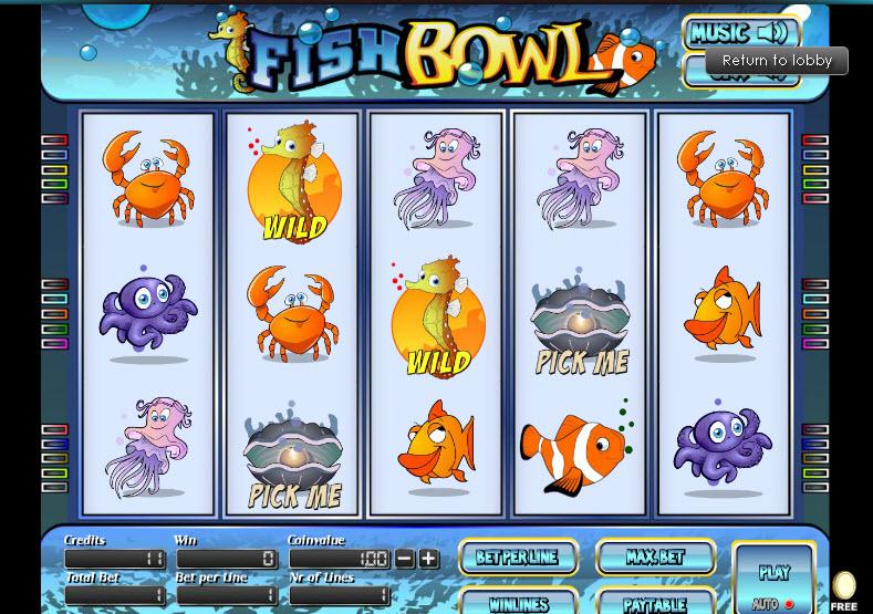 Fish Bowl MCPcom TheArtofGames