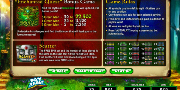 Forest Treasure MCPcom Topgame pay2