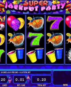 Super Jackpot Party MCPcom WMS