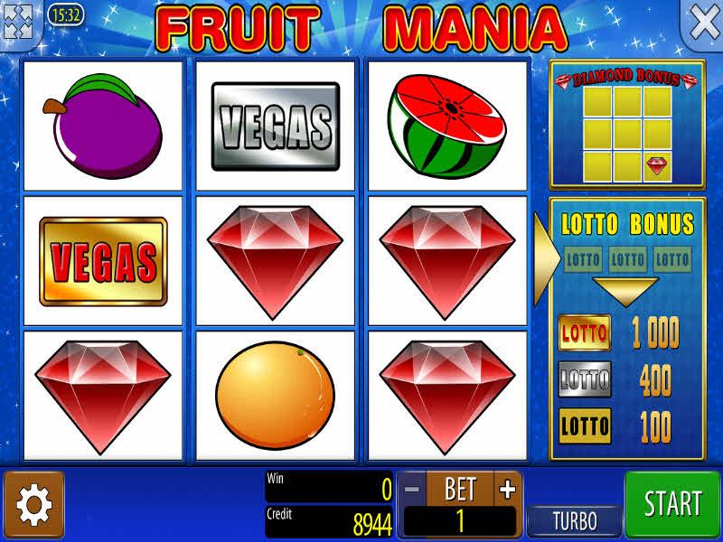 Fruit Mania MCPcom Wazdan