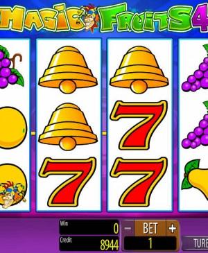 Magic Fruits 4 MCPcom Wazdan