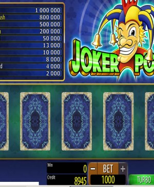 Joker Poker MCPcom Wazdan