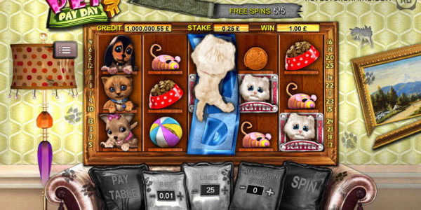 Pet's Pay Day mcp3