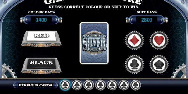 Sterling Silver 3D mcp gamble