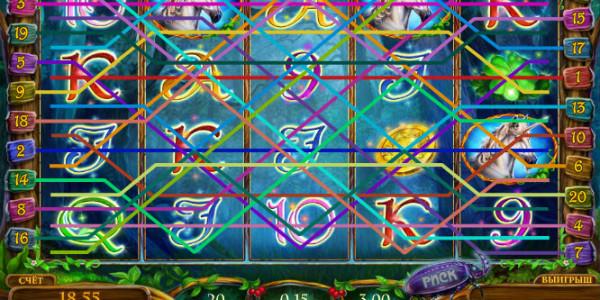 Magic Forest MCP Playson3