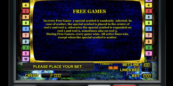 Fairy Queen MCPcom Novomatic pay2