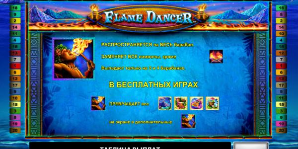 Flame Dancer MCPcom Novomatic pay2