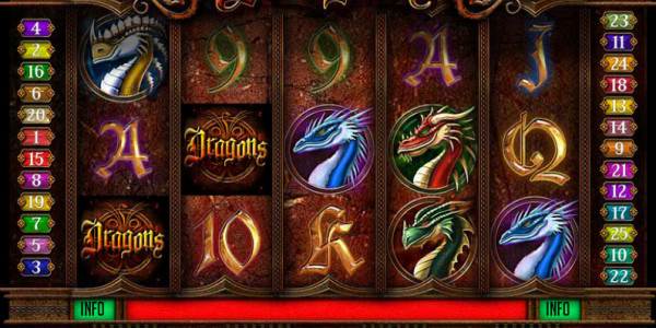Dragons MCPcom Novomatic