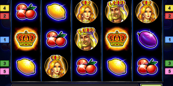 Fruits And Royals Deluxe MCPcom Novomatic