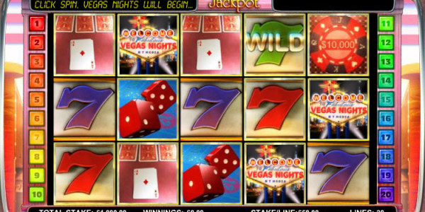 Vegas Nights — Engine 1 MCPcom OpenBet