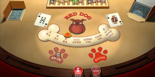 Red Dog MCPcom OpenBet2
