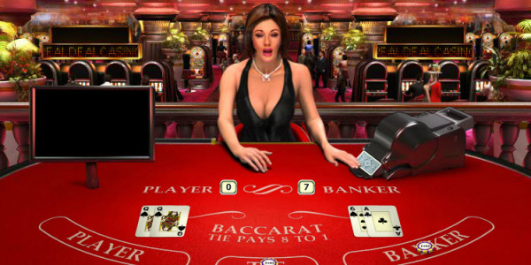 Real Deal Baccarat MCPcom OpenBet2