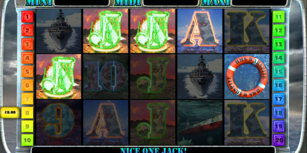 Battle of the Atlantic MCPcom OpenBet WIN