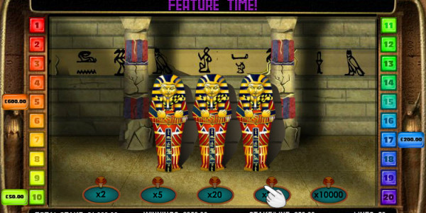 Gods of the Nile II MCPcom OpenBet bonus