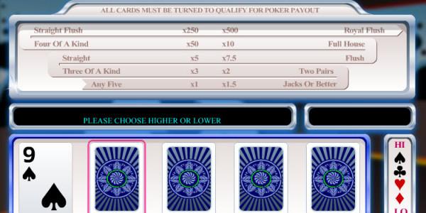 Hi Lo Poker MCPcom OpenBet2